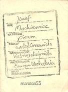 Mackiewicz antykomunista kontrrewolucjonista Wybór artykułów Wybor artykulow Warszawa Maraton 1986 k004124 Muzeum Wolnego Słowa www.m-ws.pl/muzeum/